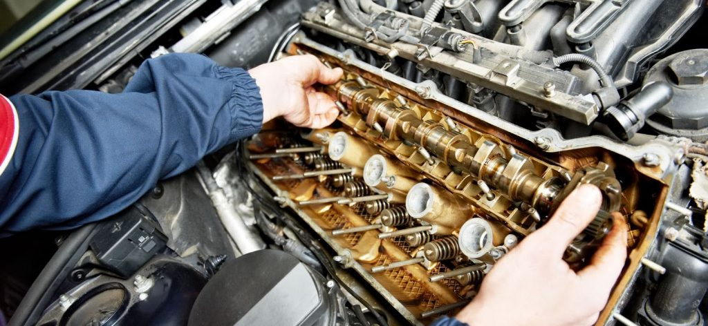 ремонт двигла